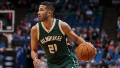 NBA: Preseason-Milwaukee Bucks at Minnesota Timberwolves