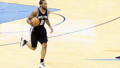 NBA: MAY 06 San Antonio Spurs at Oklahoma City Thunder