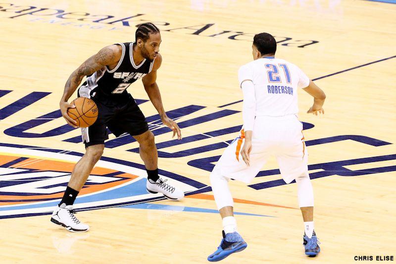 Basket/NBA - Westbrook (Oklahoma City) étincelant