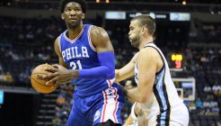 NBA: Preseason-Philadelphia 76ers at Memphis Grizzlies