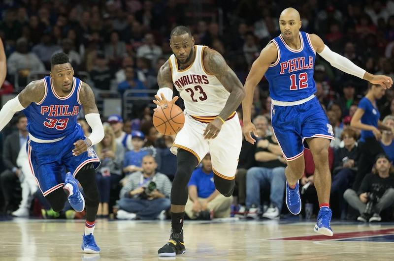 A seulement 31 ans, LeBron James a déjà inscrit 26 970 points en carrière pour une moyenne de 27.2 pts par match