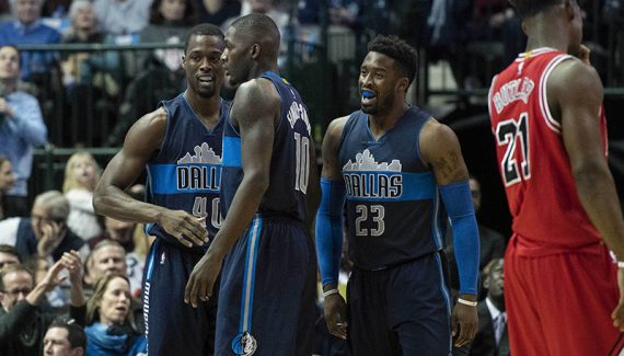 NBA: Chicago Bulls at Dallas Mavericks