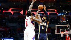 NBA: DEC 04 Pacers at LA Clippers