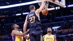 NBA: DEC 05 Jazz at LA Lakers