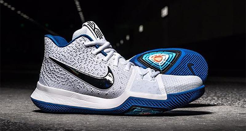 Nike : la Kyrie 3 « Hyper Cobalt » arrive le 1er février