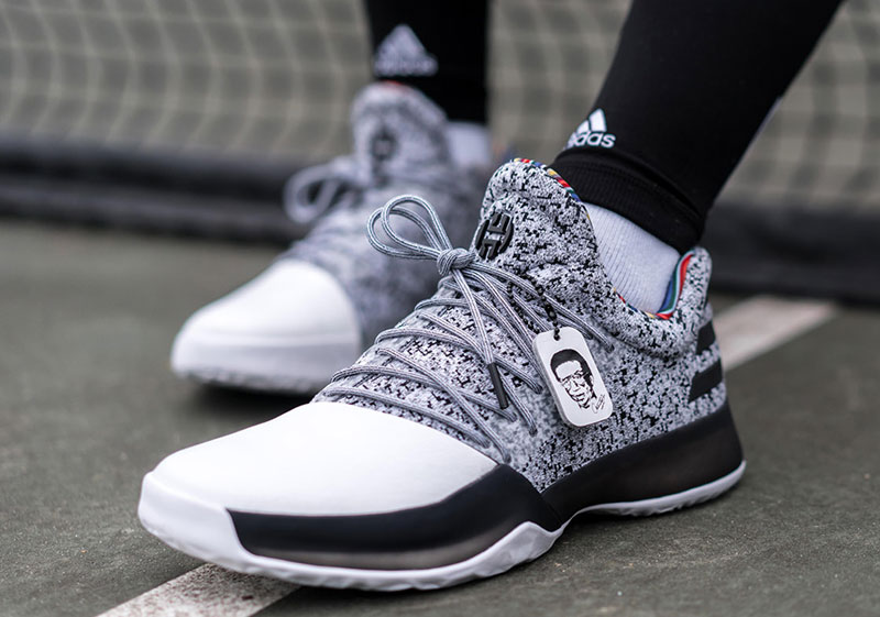 adidas hoops black history month arthur ashe collection