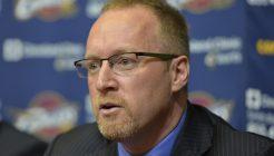 NBA: Cleveland Cavaliers-David Blatt Press Conference