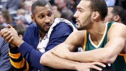 NBA: NOV 20 Jazz at Nuggets