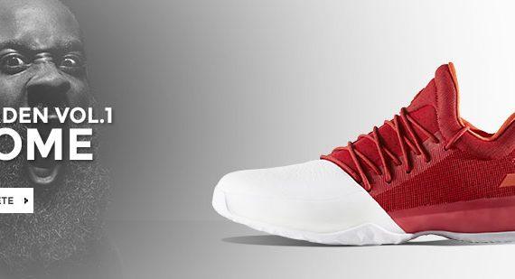 ac047ebbfbc Test de chaussures – La adidas Harden Vol.1 de James Harden | Basket USA