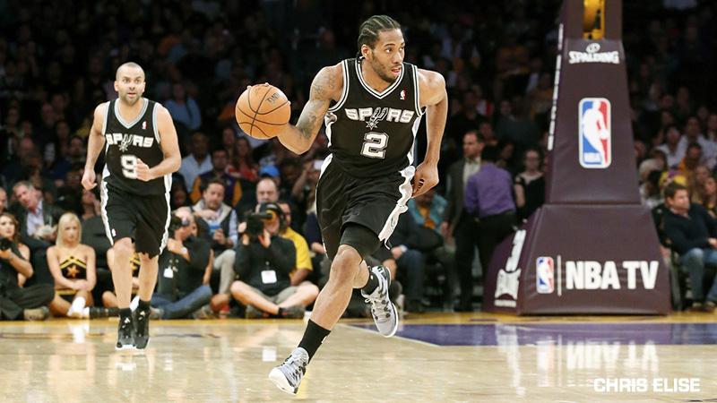 Les Spurs enfoncent Toronto — NBA