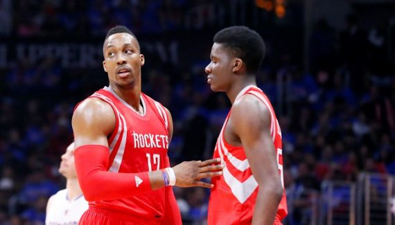 Dwight Howard vu comme « un mentor », « un gars cool », « un ami » à Houston | Basket USA