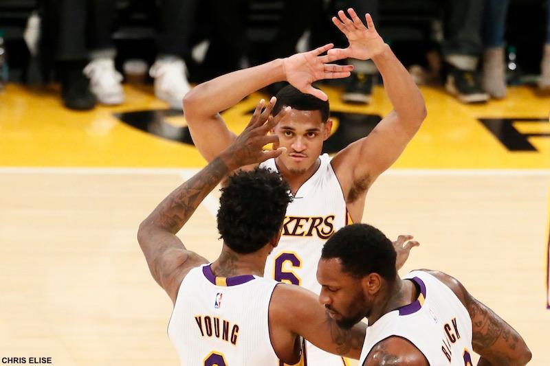 Magic Johnson à la tête des Los Angeles Lakers