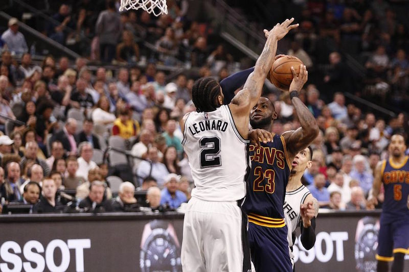 04h35 Cleveland sombre face à San Antonio, Westbrook fait gagner Oklahoma
