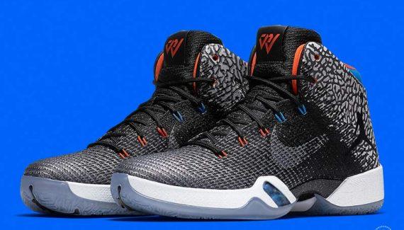 Jordan Brand  la chaussure hybride de Russell Westbrook bientôt en vente