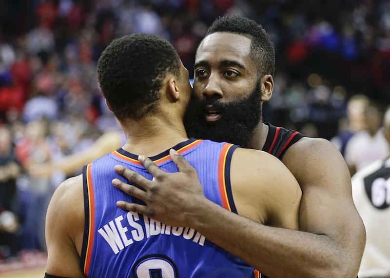 NBA : Westbrook brille encore, Houston qualifié sans jouer