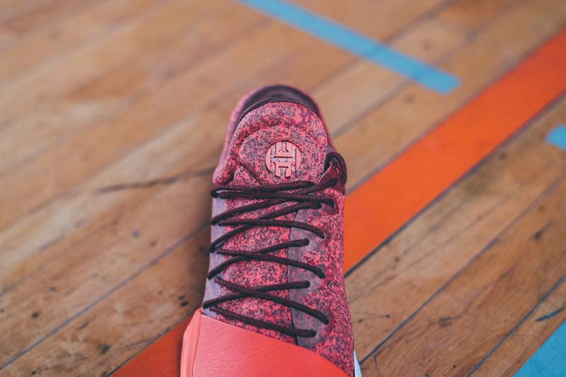 Adidas Harden Vol. Adidas Herde Vol. 1 - 'red Nation' 1 - 'rød Nasjon' ghi08v2c0