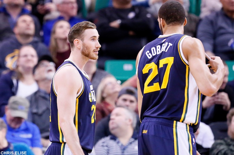 Gobert absent lors du match 2 contre les Clippers