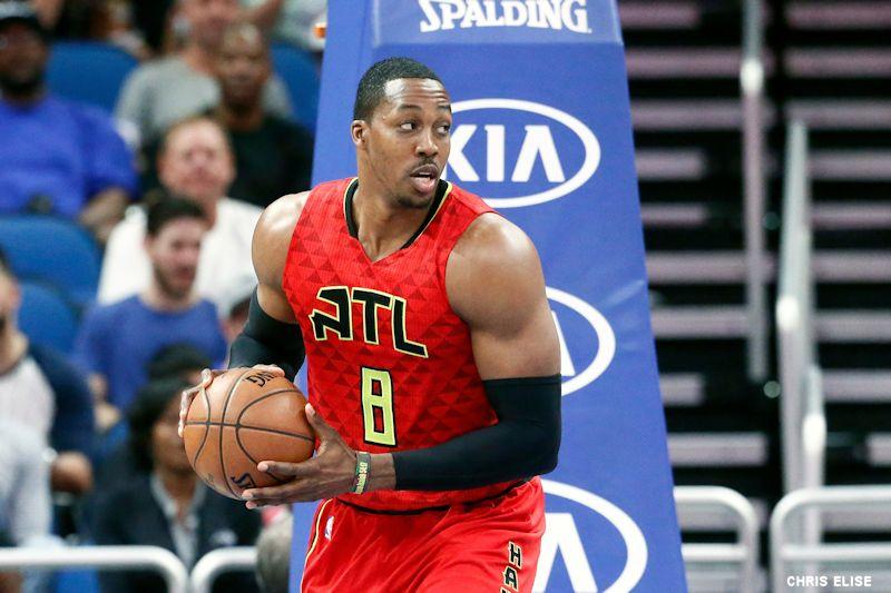 Une superstar de la ligue débarque à Charlotte avec l'arrivée d'Howard — NBA