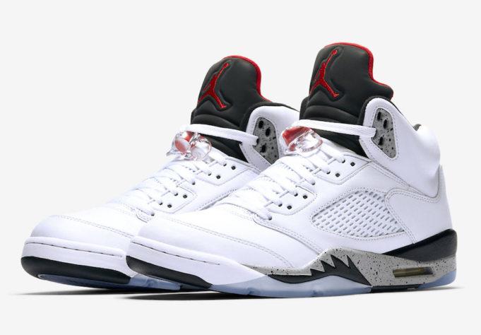 L'Air Jordan 5 sera la grande vedette de l'été et de la rentrée chez Nike  avec une flopée de nouveaux modèles rétro qui sortiront entre le 1er  juillet et le ...