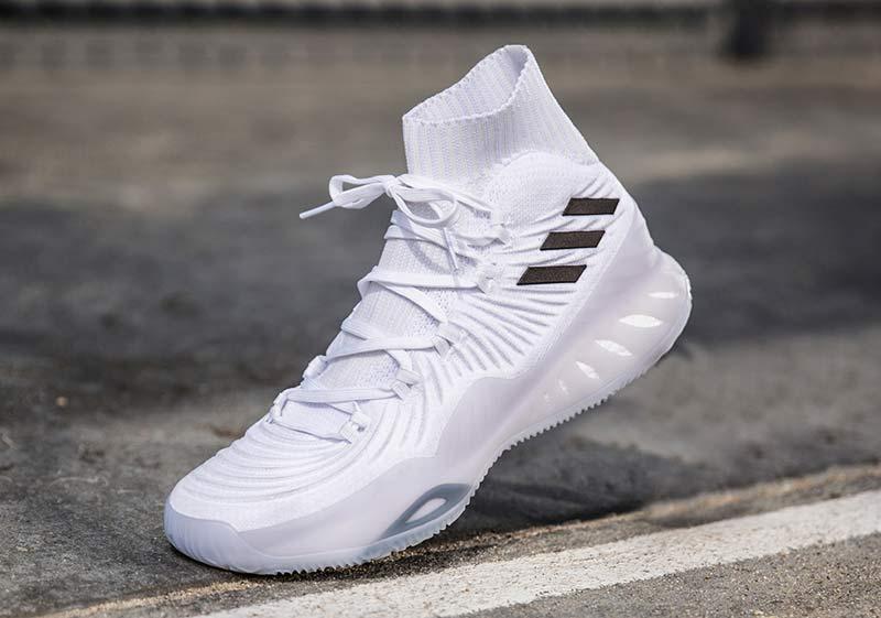 adidas crazy explosive 2017 blanche