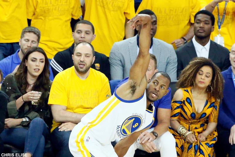 NBA : les Warriors de Golden State sacrés face aux Cavaliers de Cleveland