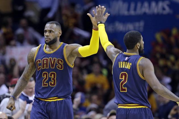 Kyrie Irving ne veut plus jouer avec LeBron James