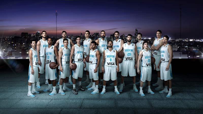 L'Argentine reçoit des nouveaux maillots et des Air Jordan