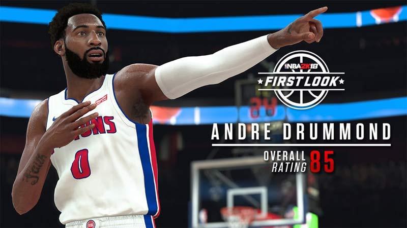 NBA 2K18 veut atteindre le photo-réalisme, du gameplay montré en vidéo