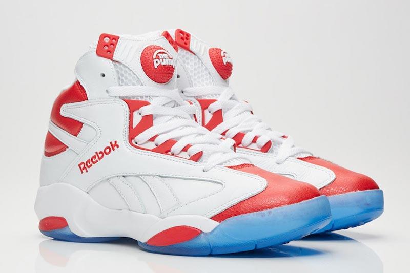 chaussures IversonBasket USA et mélange du Shaq les d'Allen Reebok sdhCrxtQ