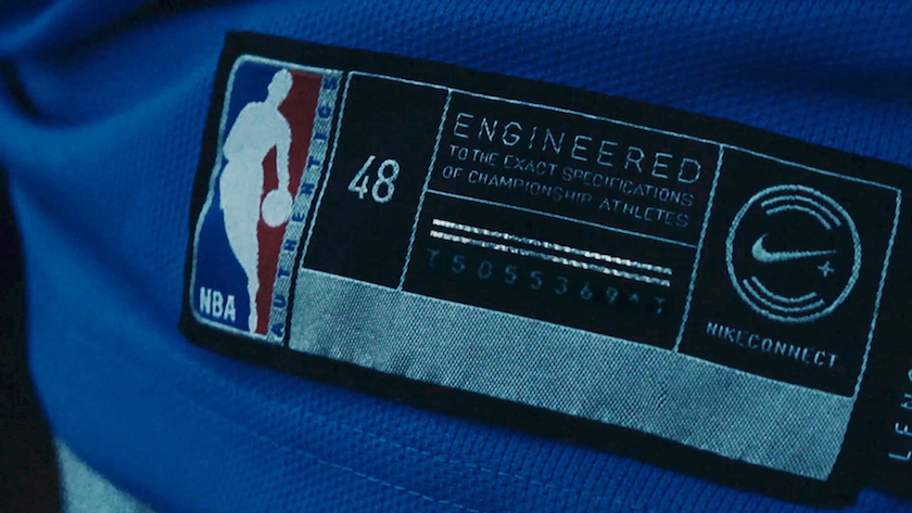 Nike présente tous les maillots NBA