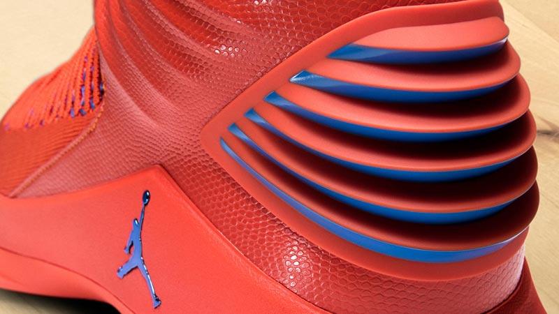 Déjà La 32 Jordan Du Couleurs Aux Usa Basket Thunder Air rtwtqB