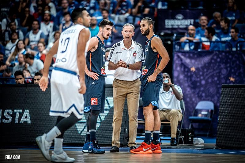 Les Bleus engagent les phases finales face à Allemagne — Eurobasket
