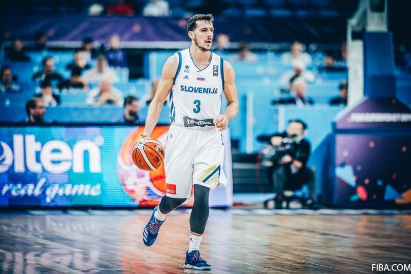 EuroBasket 2015 : Découvrez les chaussures des joueurs de l
