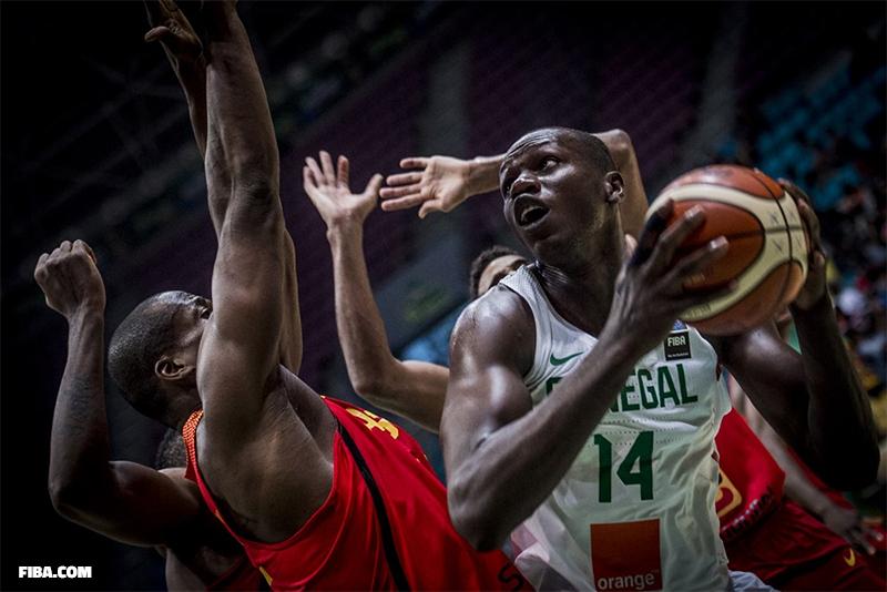 Afrobasket 2017 : Les Lions de l'Atlas dans le carré final