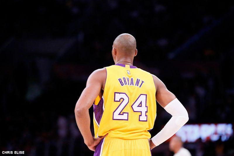 Kobe Bryant aura ses deux maillots retirés