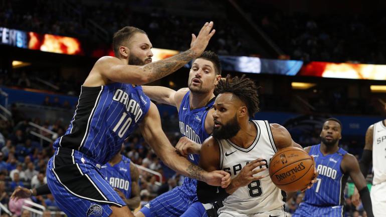 Orlando fait chuter San Antonio, première victoire pour les Knicks