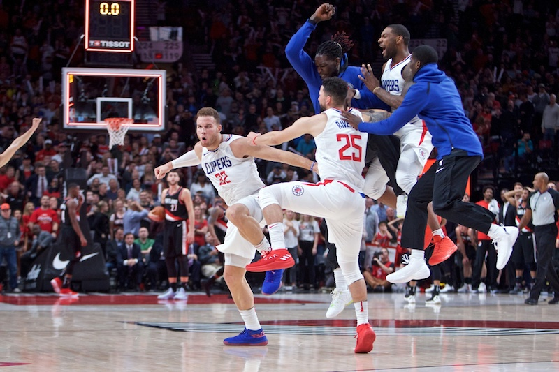Boston et les Clippers savourent — NBA