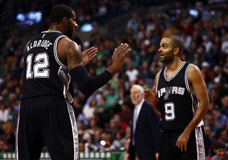 LaMarcus Aldridge prolonge aux Spurs — NBA