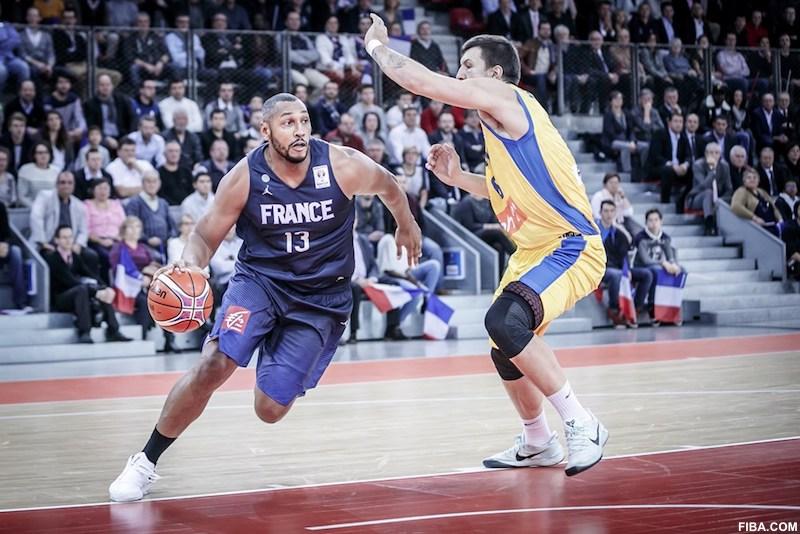 L'équipe de France confirme face à la Bosnie — Basket