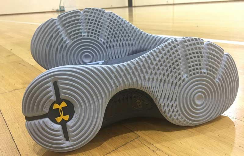 2e6dc13d36af4 Test de chaussures – La Under Armour Curry 4 de Stephen Curry ...