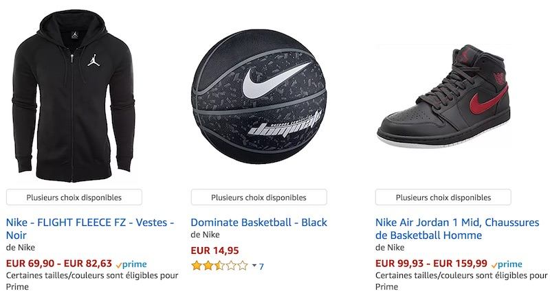 huge selection of latest cheap for sale bon plan] Les soldes Basket de Noël sur Amazon | Basket USA