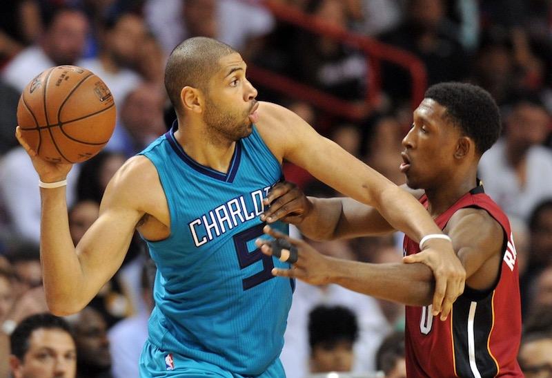 NBA - Charlotte : Batum de nouveau touché au coude gauche