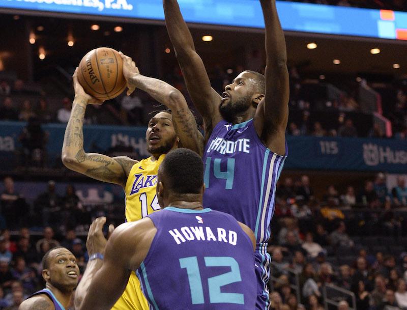 Batum en souffrance, les Hornets coulent — NBA