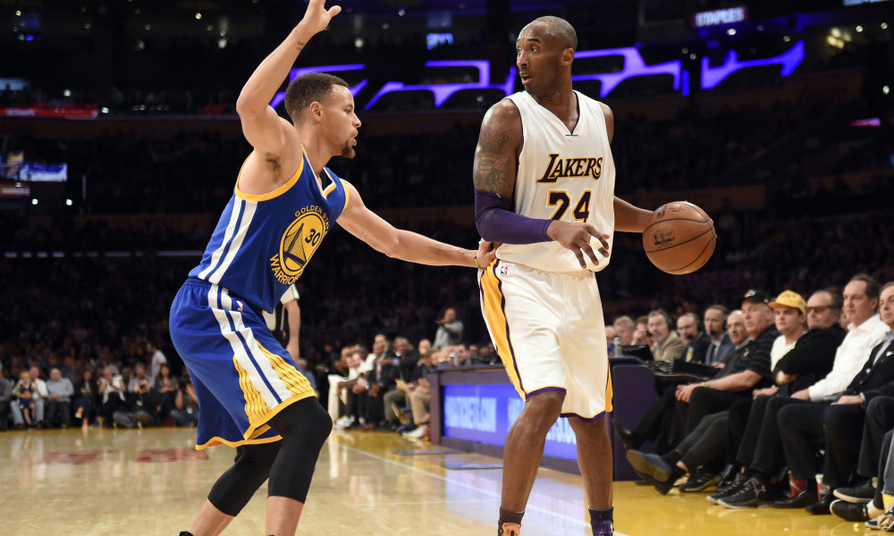 NBA. Kobe Bryant dans la légende des Lakers