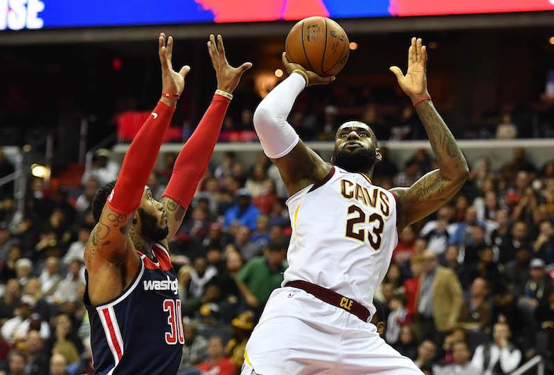 Cleveland stoppé chez les Bucks — NBA