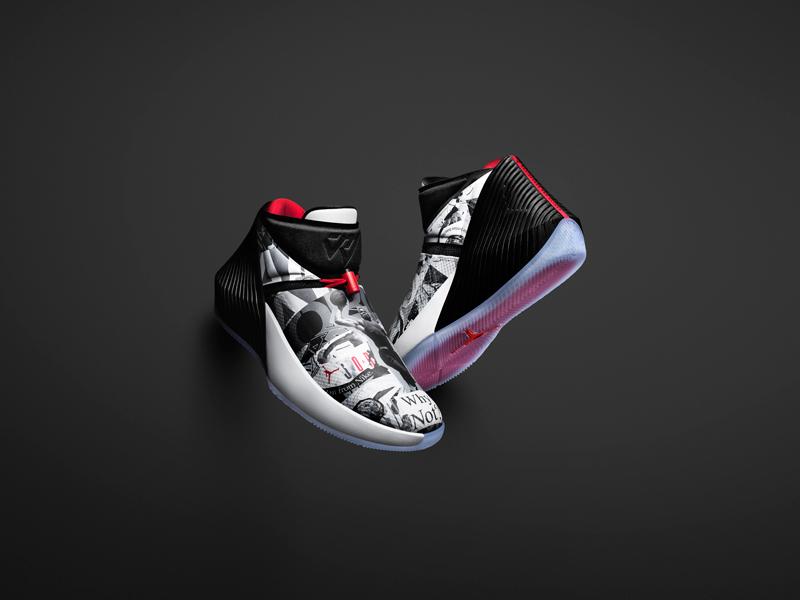 Brand Jordan Première Chaussure La Russell Signature De Présente 6vYbgIf7my