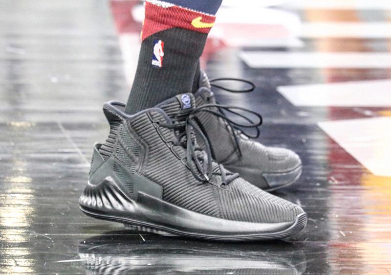 Déjà Porte Adidas Derrick Basket 9 Usa Rose La 66Sq8RFw