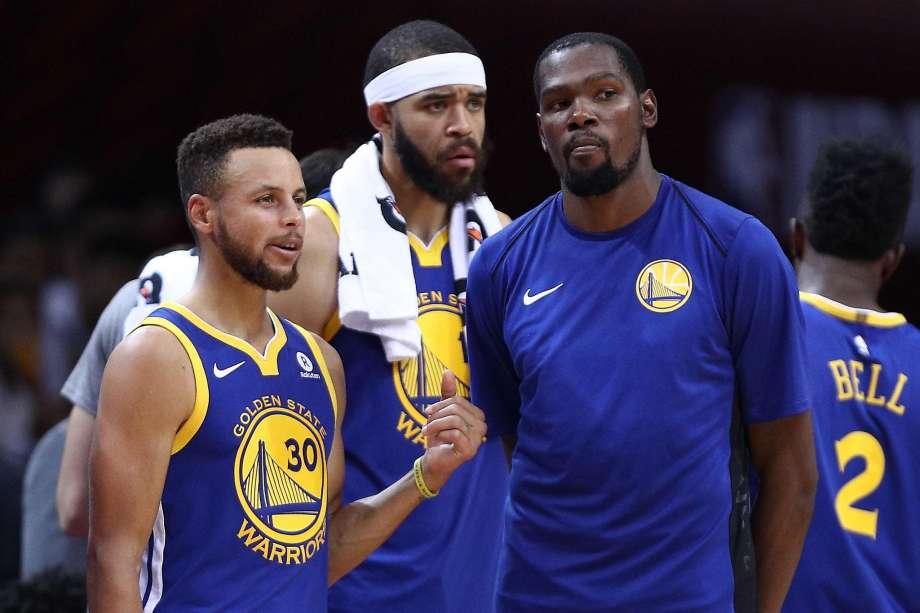Un Golden State à deux visages vient à bout de Toronto — NBA