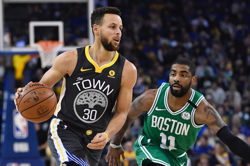 NBA - Curry et Golden State dominent Boston