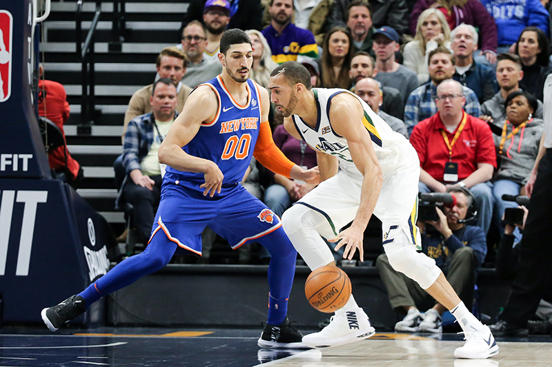 Gobert impressionne pour son retour, mais Utah capitule — NBA